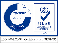 ISO 9001:2008 - Certificate no. GB01096